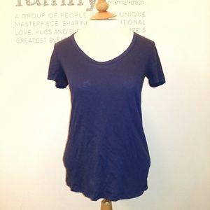 J. Crew Vintage Cotton Women's T Shirt